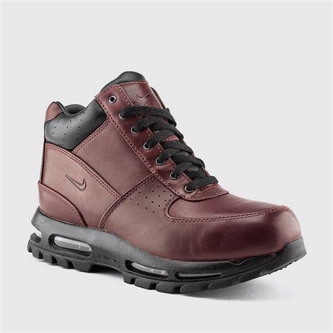 nike air max goadome acg mens boots new nike s air max goadome acg waterproof 865031 601