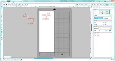 Software Cutting Anycut workflow wednesday welding fonts tutorial in silhouette