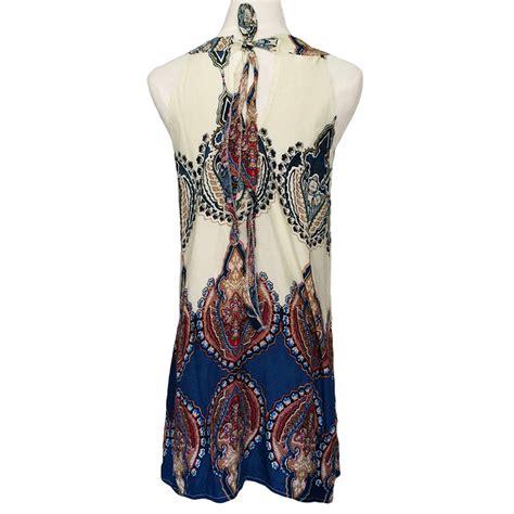 Dress Wanita dress pantai wanita summer style size l beige jakartanotebook