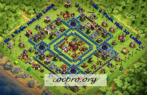 coc village layout th10 latest th10 farming trophy defensing war base layouts