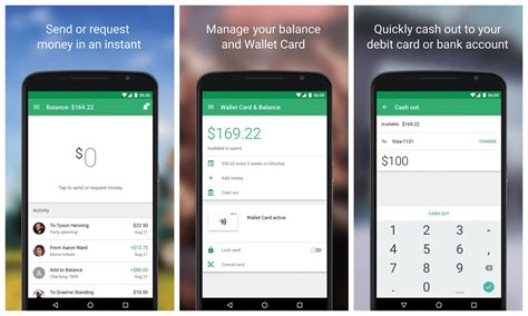android pay app new wallet app introduced in the play store