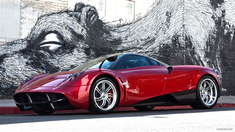 Pagani Huayra   Front   HD Wallpaper #10   1920x1080