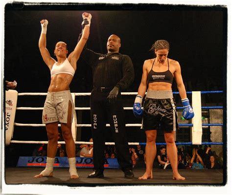 kick boxing 5 germaine de randamie vs budd kick boxing muai thai