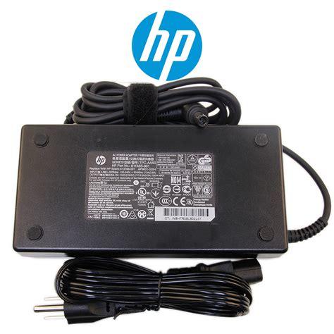 Charger Laptop Hp Original original oem hp elitebook 700 800 tablet series laptop charger power adapter ebay