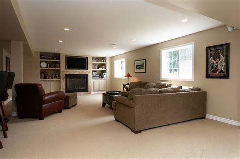 daylight basement ideas and options the possible wonderful finished basement ideas