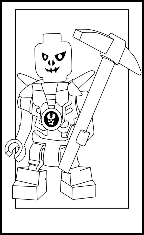 lego robot coloring page free coloring pages of lego robot