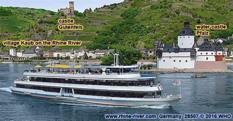 mainz to cologne by boat rhine river cruises germany german castles rhein cruise