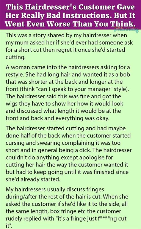 it s even worse than you think what the administration is doing to america books this hairdresser s customer gave really bad
