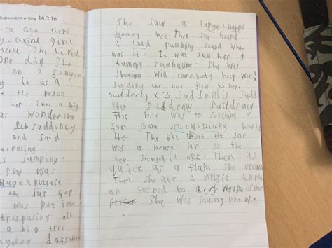 new year story written year 1 story writing lord scudamore academy