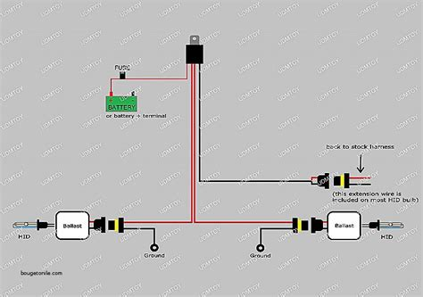 fog light wiring diagram without relay fog light relay
