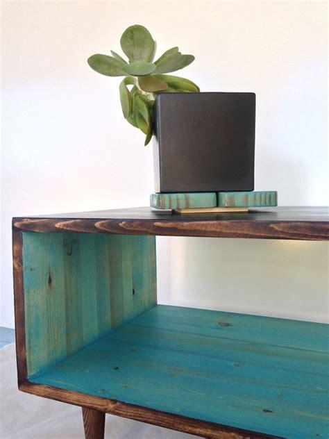 the panola coffee table handmade mid century modern coffee