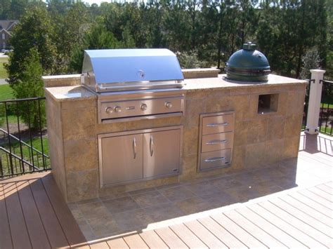 Built In Kitchen Islands by Kitchen Hunting The Right Choice Of Outdoor Kitchen Grill