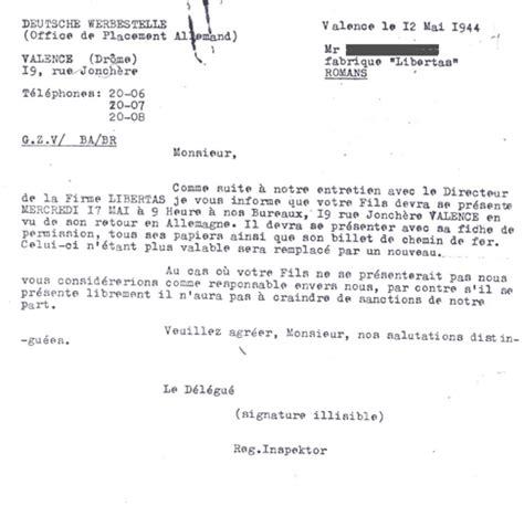 Lettre De Motivation Lycée Franco Allemand Mus 233 E De La R 233 Sistance En Ligne