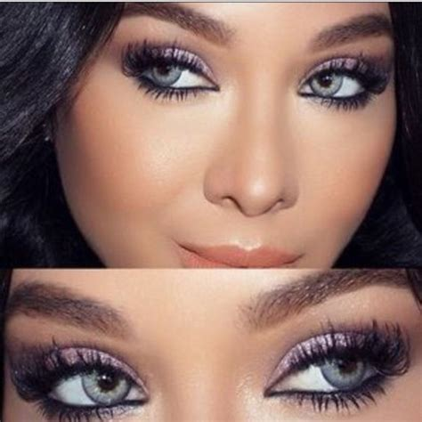 color blend contacts sterling gray freshlook color blend contact lens boutique