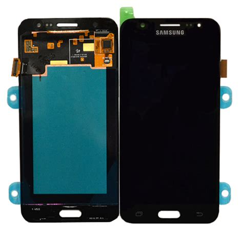 Genuine Samsung Galaxy J5 genuine samsung sm j500f galaxy j5 lcd and touchpad in black part no gh97 17667b galaxy j5