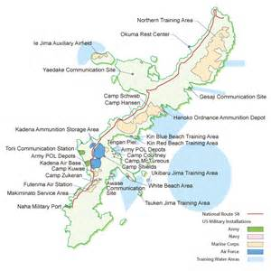us base map in okinawa discrimination has a number jon reinsch s