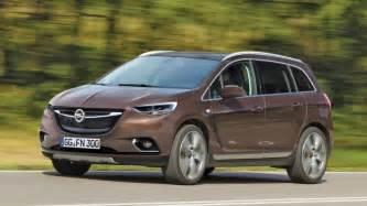 All Opel Cars 2018 Opel Zafira All Car Models