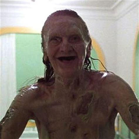 lady in bathtub the shining the woman from room 237 halloween shinning top halloween movies of all time