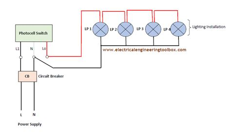 photocell wiring diagram 24 wiring diagram images