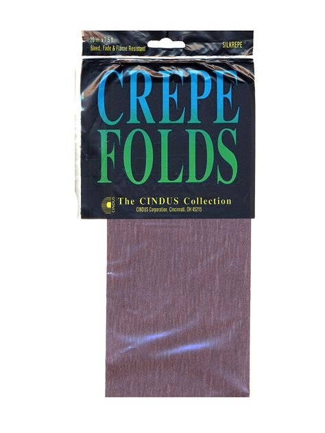 Where To Buy Crepe Paper Folds - cindus crepe paper folds misterart