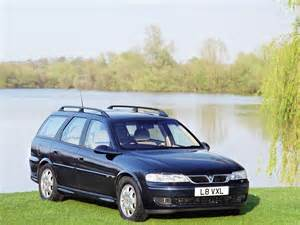 Opel Vectra Estate Vauxhall Vectra Estate B 1999 2002