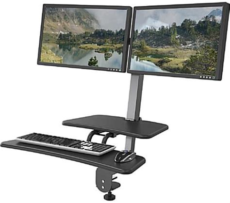 stand up desk attachment standing desk attachment www imgkid com the image kid