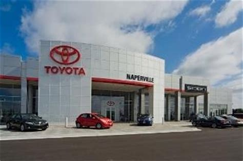 Toyota Dealership Naperville Naperville Illinois Il Auto Dealers