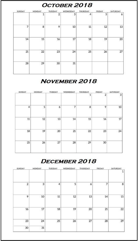 quarter page printable calendar quarterly printable calendar 2018 calendar 2018