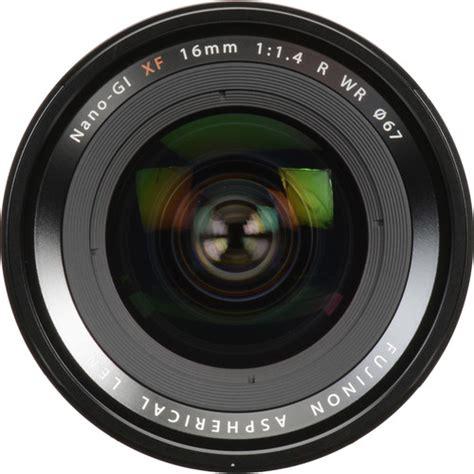 Fujinon Xf 16mm F 1 4 R Wr obiettivo fujinon x mount xf 16mm f 1 4 r wr obiettivi