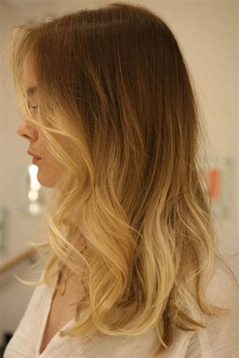 how to do an ombre with medium length hair medium length ombr 233 short hair pinterest