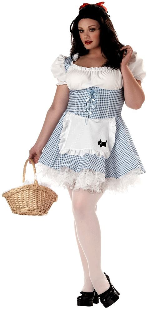 plus size deluxe dottie costume halloween costumes 17 best images about sexy plus size costumes for women on