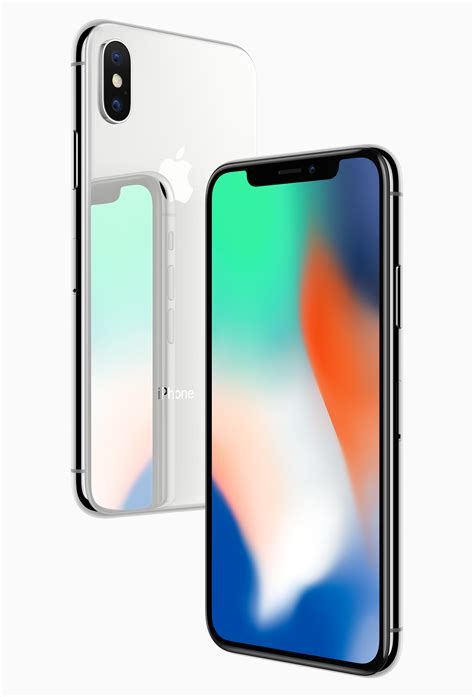 apple unleashes the iphone x