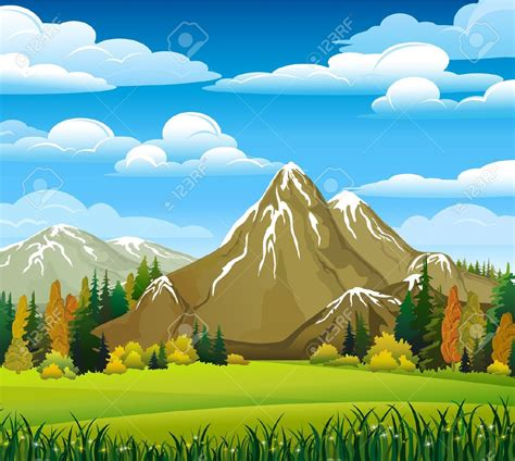 clipart montagna mountain clipart clipground
