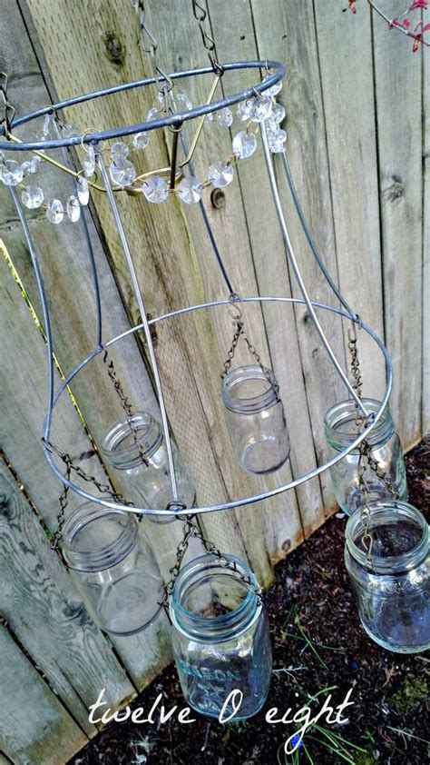 make an outdoor rustic chandelier 98 best images about tomato cages repurposed on