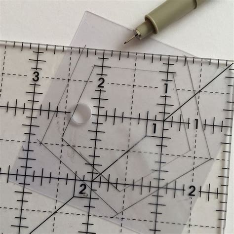 how to fussy cut fabric for english paper piecing epp