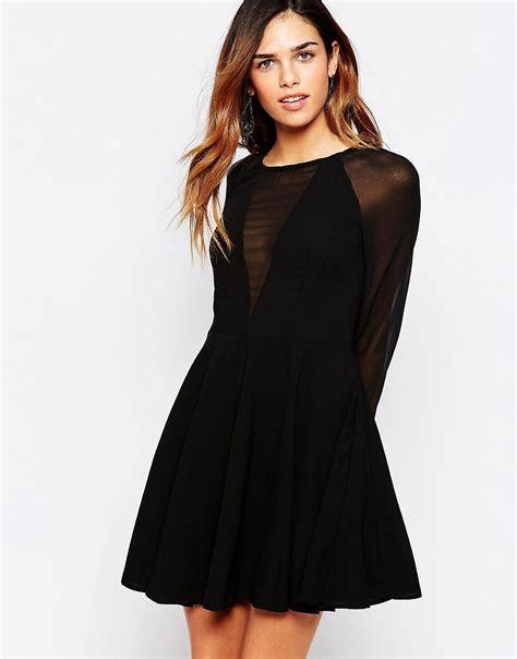 Sleeve Skater Dress skater dress with sleeves www imgkid the image kid