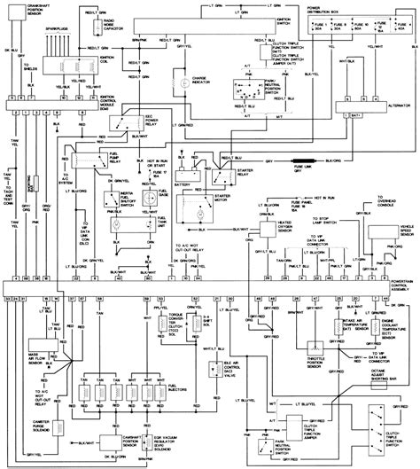 1996 ford explorer radio wiring diagram 1996 ford explorer