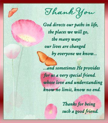 Thank You Birthday Card Sayings Thank You Cards Quote Addicts