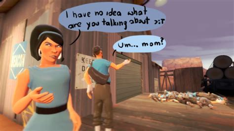 tf2 scouts mom ask the blu scout s mom