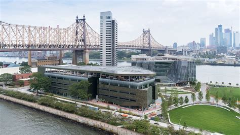 Cornell Tech Mba Facility by The City Of The Future Is In Beta Testing At Cornell S New