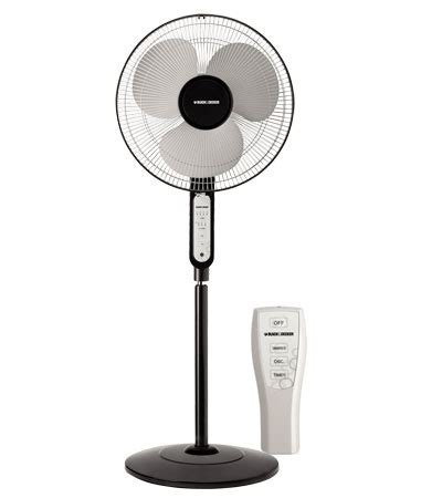 black and decker pakistan black decker pedestal fan fs1610r in pakistan