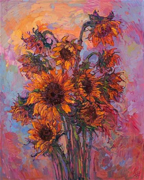 fiori pittura oltre 25 fantastiche idee su pittura di fiori a olio su