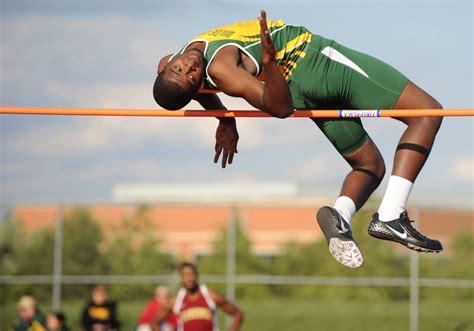 high jump high jumping