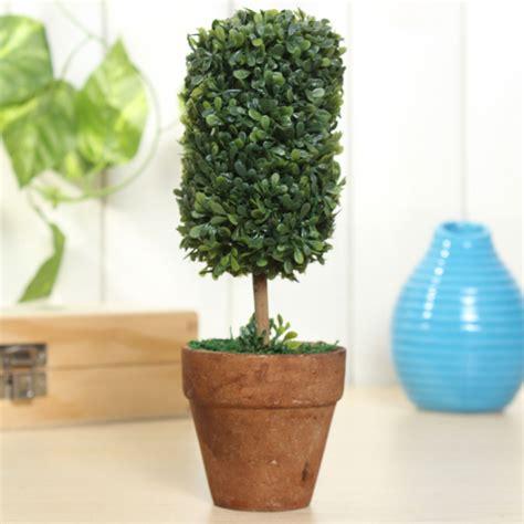 plastic topiary plants 8 quot plastic grass topiary tree pot dried plant wedding