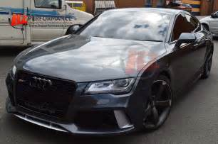 Audi A7 Kit Audi A7 To Rs7 Bodykit