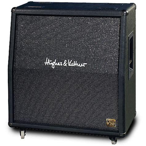 hughes kettner 240w vc412 a30 guitar cab 4x12 angled