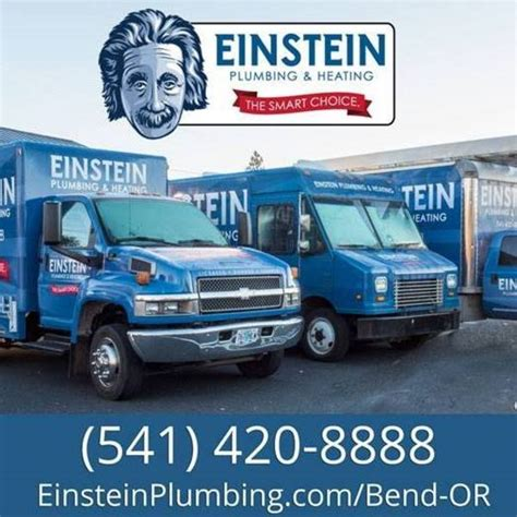 Plumbing Bend Oregon by Einstein Plumbing And Heating In Bend Or Relylocal
