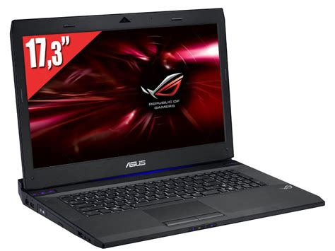 Asus Rog G73sw pc portable asus rog g73sw tz094v 17 3 quot hd top achat