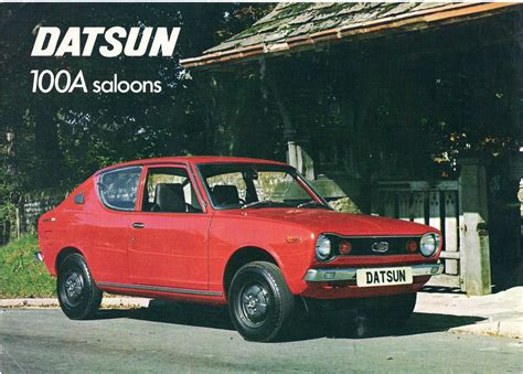 Datsun 100a by Datsun 100a Amazing Pictures To Datsun 100a