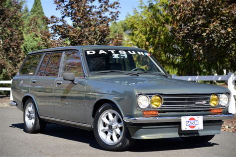 Datsun Wagon 1971 datsun 510 station wagon for sale on bat auctions